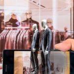 Experiencia de compra en una tienda de ropa